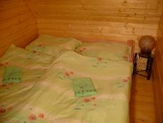 Podkroví chaty v Beskydech - klikni pro zvětšení
